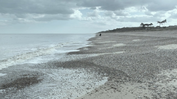 'The Sea is an Edge and an Ending' (trailer), Lavinia Greenlaw, 2016