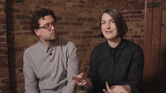 FVU Frames: Eileen Simpson and Ben White (Open Music Archive)