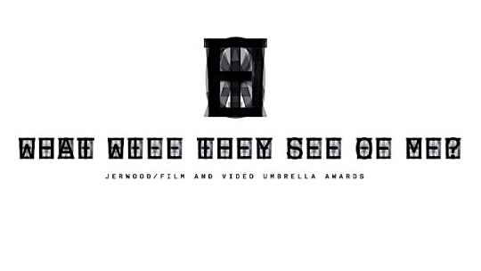 Jerwood/Film and Video Umbrella Awards: What Will They See of Me